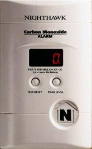 Albuquerque New Mexico Carbon Monoxide