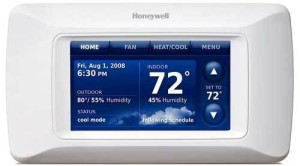 Albuquerque thermostat honeywell